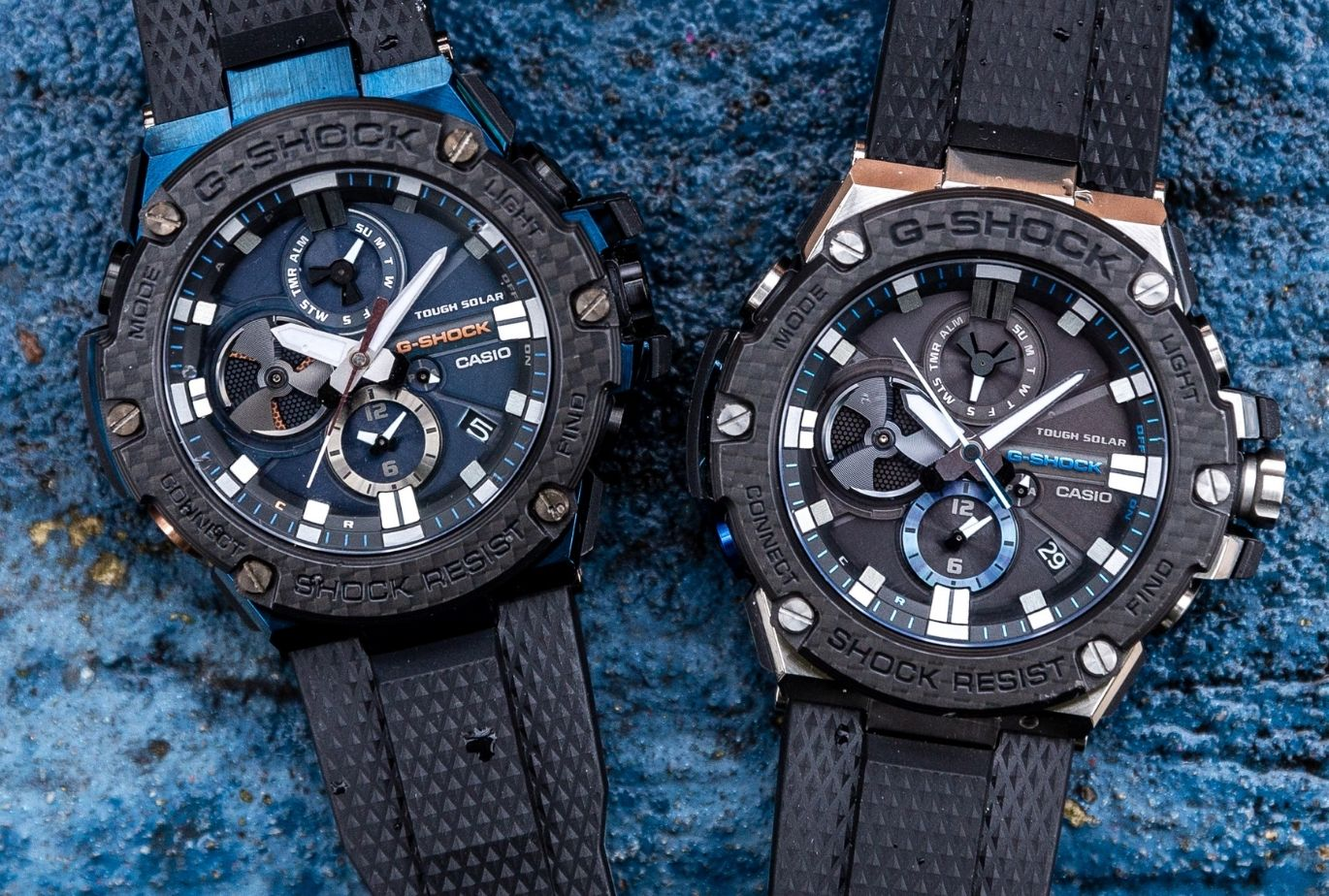 Gregory's Fine Jewelry G-Shock Collection